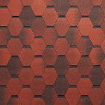 Битумная черепица Tegola Super Mosaic (Тегола Супер Мозаик), фото 3
