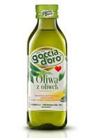 Оливковое масло mix Goccia d'oro 0.5л Италия