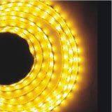 Светодиодная лента SMD3528 Жёлтая герметичная двойной плотности
