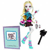 Кукла Monster High Лагуна Блю (Lagoona Blue) из серии Ночная жизнь Монстр Хай