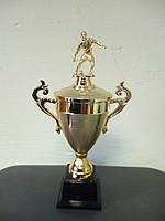Кубок универсальный  футболист G (золото) Н - 32 см D - 110 мм