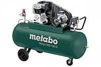 Компрессор поршневой с ременным приводом Metabo Mega 350-150D 601587000