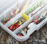 Рыболовные ящики и коробки.