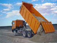 Песок речной  от 10 тонн.