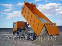 Песок речной от 25 тонн