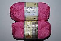 YarnArt Begonia - 5001 ярко розовый
