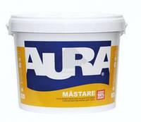 AURA Mastare Воднодисперсионная глубокоматовая краска с высокой укрывистостью для потолков и стен.10 л.