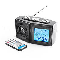 Часы VST 786, радио FM, USB, SD