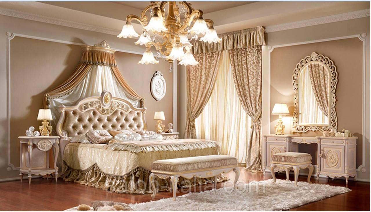 Спальня TRESOR від Fratelli Pistolesi