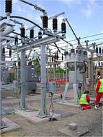 Проектирование модернизации подстанций 110 - 750кВ