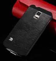Чехол черный Motomo на Samsung GalaxyS4 (i9500) , фото 1