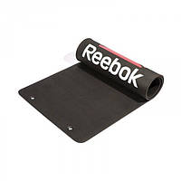 Коврик для гимнастики Reebok Black (RSMT-40030), фото 1