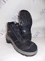 Ботинки кожаные мужские мет.носок PANOPLY KORANDA S3 HRO CI HI SRC