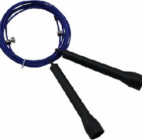 Скакалка Power System для ускоренного вращения , разного цвета ручки