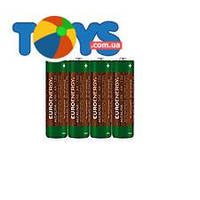 Батарейка AA (LR6) Super Alkaline, LR6-SP4