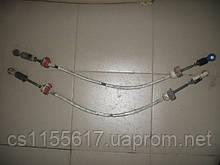 Троса переключения кпп 2C1R7E395AA, 2C1R7E395BA  б/у 2.0TDI на Ford Transit год 2000-2006 (только 2 шт)