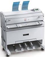 Черно-белый широкоформатный копир Ricoh MP W3601, формата А0.