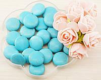 Бусины из натурального камня Бирюза (3штуки) 20мм (товар при заказе от 200 грн)