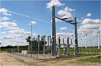 Проектирование трансформаторных  подстанций и линий  6 - 110кВ