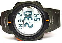 Часы Skmei DG1068 green