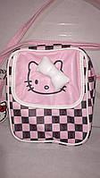 Детская сумочка Kitty с бантом 801-1