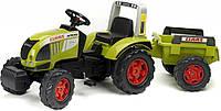 Трактор Педальный с Прицепом  Falk 1040B