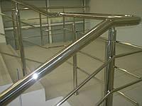 Перила из нержавеющей стали, фото 1
