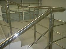 Перила из нержавеющей стали, фото 2