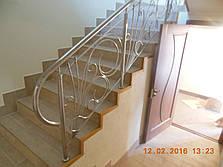 Перила из нержавеющей стали, фото 3