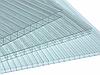 Cотовый поликарбонат прозрачный  Berolux 4 мм , фото 4