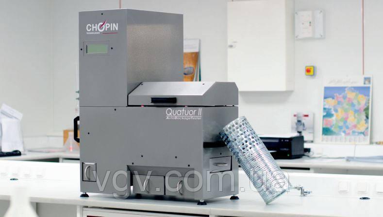 Автоматическая система измерения количества примесей в зерне — QUATUOR II