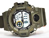 Часы Skmei DG1019 army green