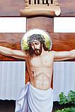 Голгофа писаная для храма. Крест с распятием и предстоящими, фото 2
