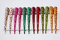 Заколка уточка стрела для волос металлическая, длина: 7,5 см, 12 штук в упаковке