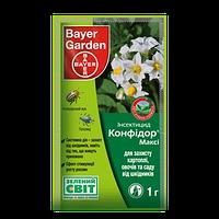 Инсектицид Конфидор® Макси (1 г) - против колорадского жука, тли