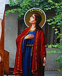 Голгофа писаная для храма. Крест с распятием и предстоящими, фото 3