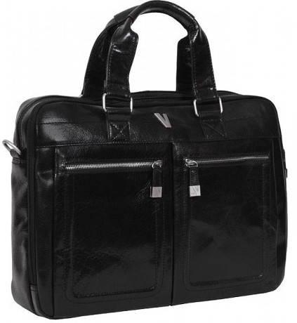 """Комфортная сумка для ноутбука 15,6"""" Vip Collection Y 700А черный"""