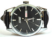 Часы Skmei 9073CL black silver