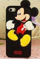 Силиконовый чехол Disney Микки Маус для IPhone 5/5s, фото 1