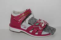 Детская летняя обувь. Босоножки на девочек  оптом от Kellaifeng TZ151-2B (26-31)