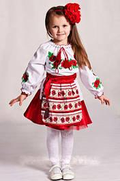Детские вышиванки для девочки