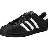 Кроссовки мужские Adidas Superstar Supercolor (в стиле адидас) черные