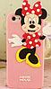 Силиконовый чехол Disney Микки Маус для IPhone 5/5s