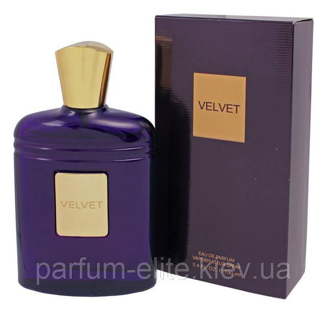 Жіноча арабська парфумована вода My Perfumes Velvet 100ml