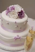 Сколько же мастики нужно для тортика?