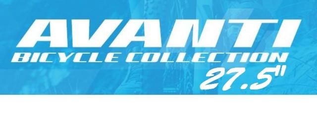"Велосипеды Avanti 27.5"""