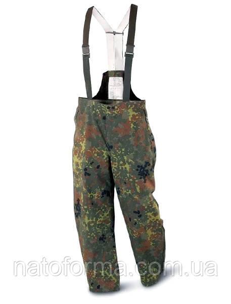 Штаны, брюки Gore-tex армии Германии, Flecktarn, оригинал