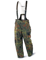 Штаны, брюки Gore-tex армии Германии (Bundeswehr) в расцветке Flecktarn (Флектарн), оригинал