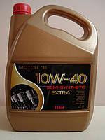 Полусинтетическое моторное масло FrostTerm 10w40 (4 литра)