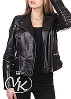Куртка косуха из натуральной кожи, фото 1